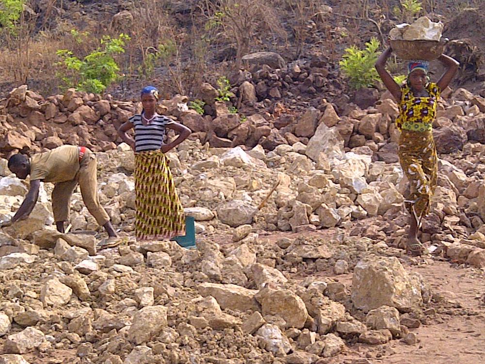 Mining Operation -
